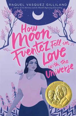How Moon Fuentez Fell in Love With the Universe(book-cover)