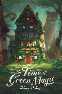 The Time of Green Magic(book-cover)