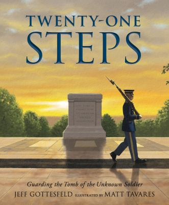 Twenty-One Steps: Guarding the Tomb of the Unknown Soldier(book-cover)