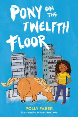 Pony on the Twelfth Floor(book-cover)