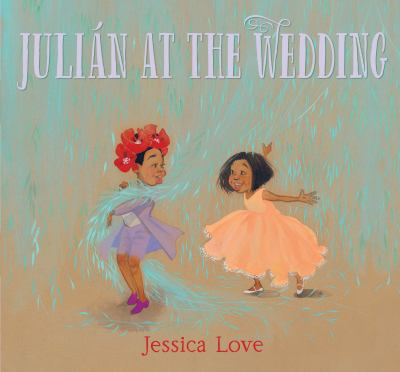 Julián at the Wedding(book-cover)
