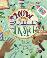 How to Build an Insect(book-cover)