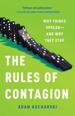The Rules of Contagion: Why Things Spread and Why They Stop(book-cover)