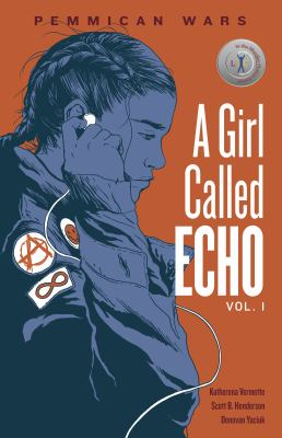 A Girl Called Echo Vol. 1, Pemmican Wars(book-cover)