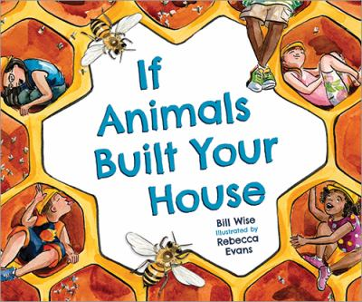 If Animals Built Your House(book-cover)