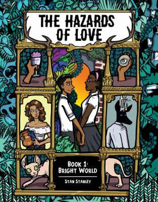 The Hazards of Love 1: Bright World(book-cover)