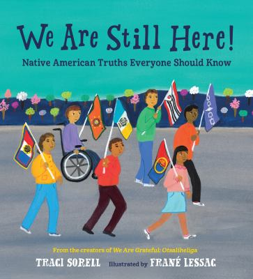 We are Still Here!: Native American Truths Everyone Should Know(book-cover)