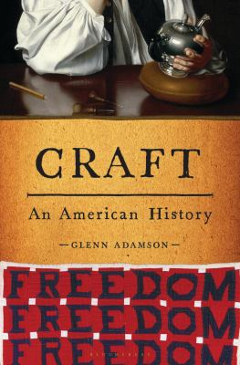 Craft: An American History(book-cover)