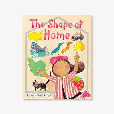 The Shape of Home(book-cover)