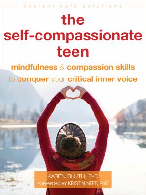 The Self-Compassionate Teen(book-cover)