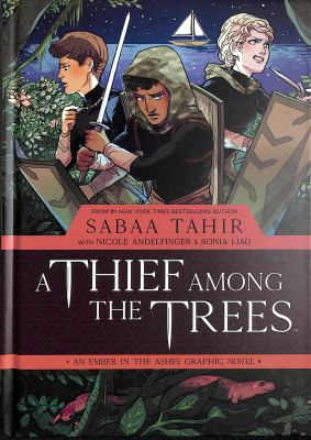 A Thief Among the Trees(book-cover)