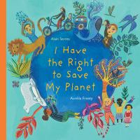 I Have the Right to Save My Planet(book-cover)
