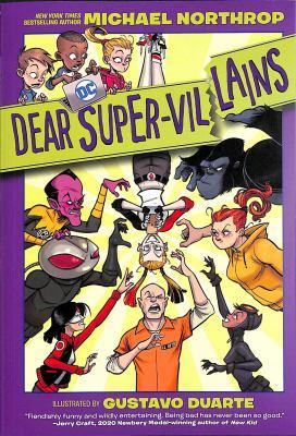 Dear DC Super-Villains(book-cover)