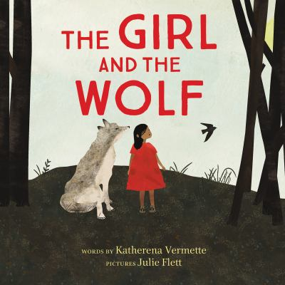 The Girl and the Wolf(book-cover)