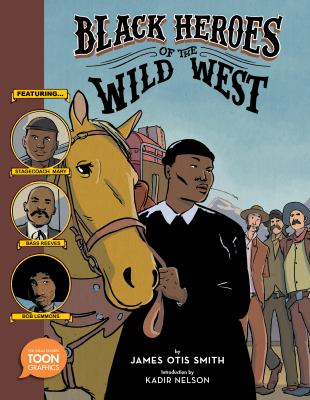 Black Heroes of the Wild West(book-cover)