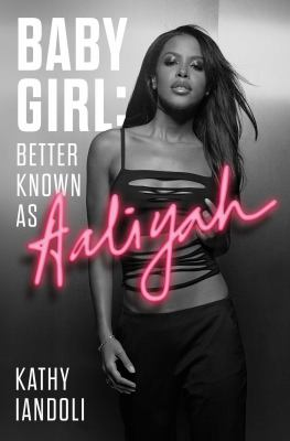 Baby Girl: Better Known as Aaliyah(book-cover)