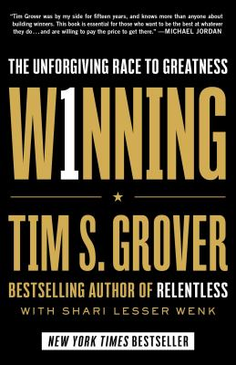 Winning: The Unforgiving Race to Greatness(book-cover)