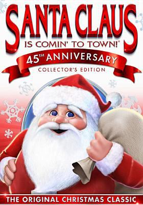 Santa Claus is Comin' to Town(book-cover)