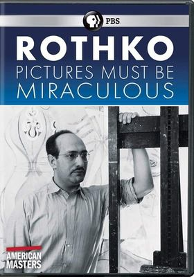 Rothko: Pictures Must be Miraculous(book-cover)