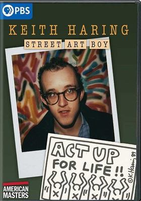 Keith Haring: Street Art Boy(book-cover)