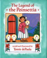 Cover image for The legend of the poinsettia