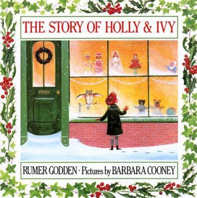 Cover image for The story of Holly & Ivy