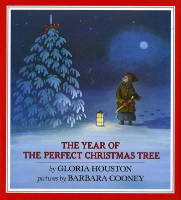 Cover image for The year of the perfect Christmas tree : an Appalachian story