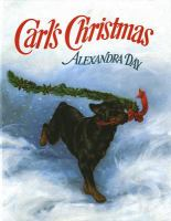 Cover image for Carl's Christmas
