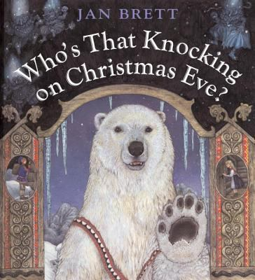 Cover image for Who's that knocking on Christmas Eve?