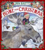 Cover image for Home for Christmas