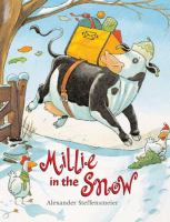Cover image for Millie in the snow