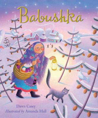 Cover image for Babushka : a Christmas tale