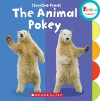 Cover image for The animal pokey [board book] / by Janice Behrens.