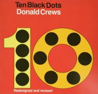 Cover image for Ten black dots / Donald Crews.