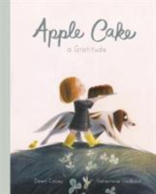 Imagen de portada para Apple cake / Dawn Casey, Genevieve Godbout.
