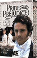 Cover image for Pride and prejudice / screenplay by Andrew Davies ; directed by Simon Langton ; produced by Sue Birtwistle ; a BBC / A & E Network co-production.