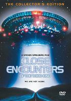Cover image for Close encounters of the third kind / Columbia Pictures ; a Columbia presentation in association with EMI ; a Julia Phillips & Michael Phillips production ; written & directed by Steven Spielberg.