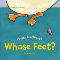 Cover image for Whose feet? / Sue Tarsky.