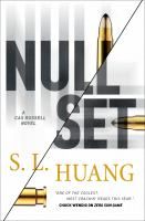 Cover image for Null set / S. L. Huang.