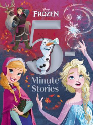 Cover image for Frozen 5-minute stories.