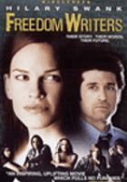 Cover image for Freedom Writers / Paramount Pictures ; Double Feature Films ; MTV Films ; Jersey Films ; Kernos Filmproduktiosgesellschaft & Company ; produced by Danny DeVito, Michael Shamberg, Stacey Sher ; screenplay by Richard LaGravenese ; directed by Richard LaGravenese.