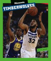 Cover image for Minnesota Timberwolves / by K.C. Kelley.