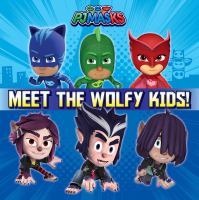 Imagen de portada para Meet the Wolfy Kids! / adapted by Patty Michaels.