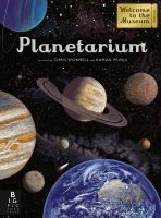 Cover image for Planetarium / illustrated by Chris Wormell ; written by Raman Prinja.
