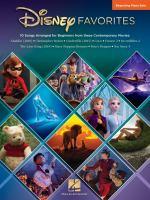 Cover image for Disney favorites.