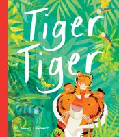 Cover image for Tiger tiger / by Jonny Lambert.