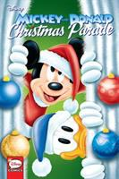 Cover image for Disney Mickey and Donald : Christmas parade.