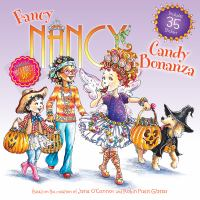 Cover image for Candy bonanza / [text by Jane O'Connor] ; cover illustration by Robin Preiss Glasser ; interior illustrations by Carolyn Bracken.