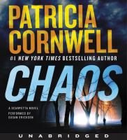 Cover image for Chaos [sound recording] / Patricia Cornwell.