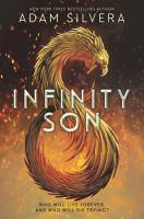 Imagen de portada para Infinity son / Adam Silvera.